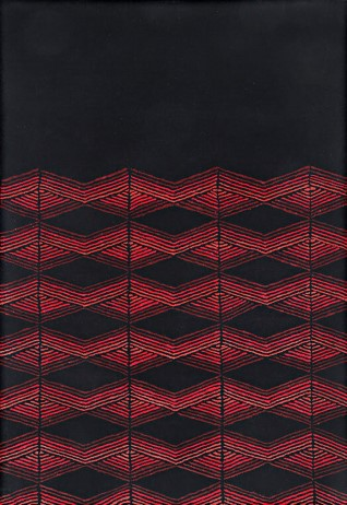 Como Red & Black Carpets & Rugs