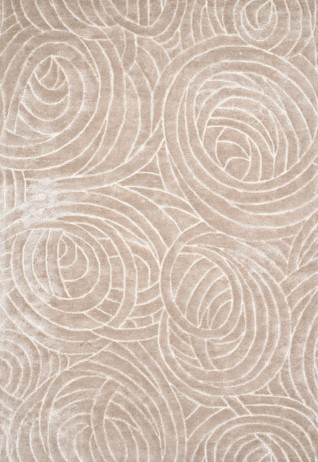 Volute Taupe Carpets & Rugs