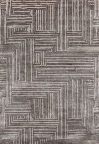 Lines Taupe Carpets & Rugs