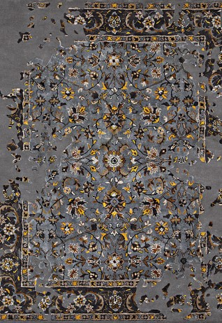 Sahara Grey Gold Carpets & Rugs