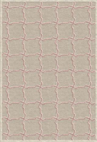 Treccia Taupe Mauve Carpets & Rugs