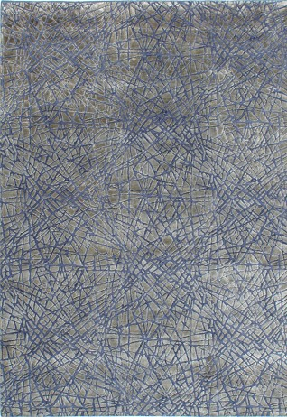CHAOS Blue  Carpets & Rugs