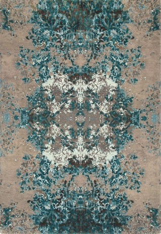 AKASA Turquoise Carpets & Rugs