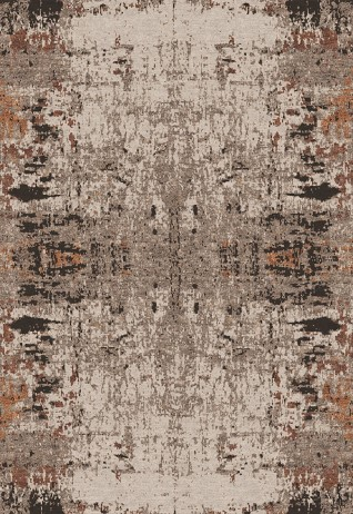 Mirall Rust Carpets & Rugs