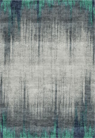 Mezzotint Blue  Carpets & Rugs