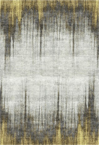 Mezzotint Gold Carpets & Rugs