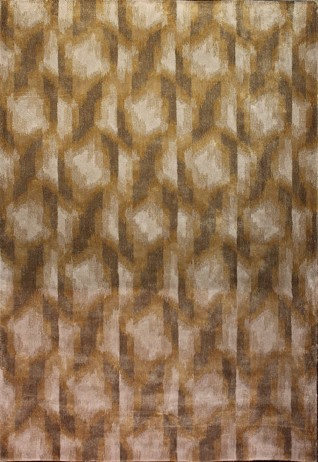 Melange Lovery Gold Carpets & Rugs