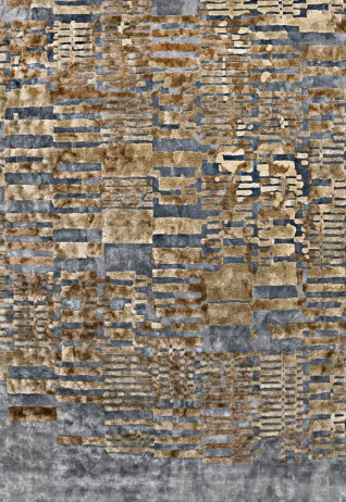 Osar Beige Grey Carpets & Rugs