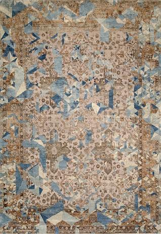 Elixir Blue  Carpets & Rugs