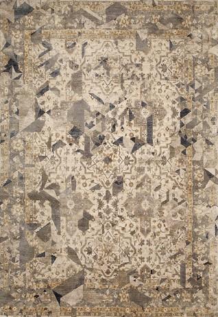 Elixir Grey Beige Carpets & Rugs