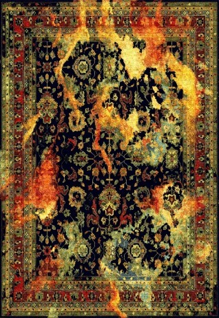Flare Multi Carpets & Rugs