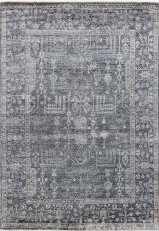 MARGITA Grey Carpets & Rugs