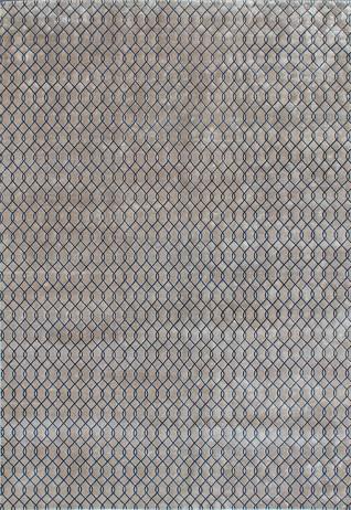 Lasso Beige Blue Carpets & Rugs
