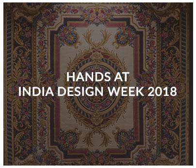 HANDS AT INDIA DESIGN ID 2018