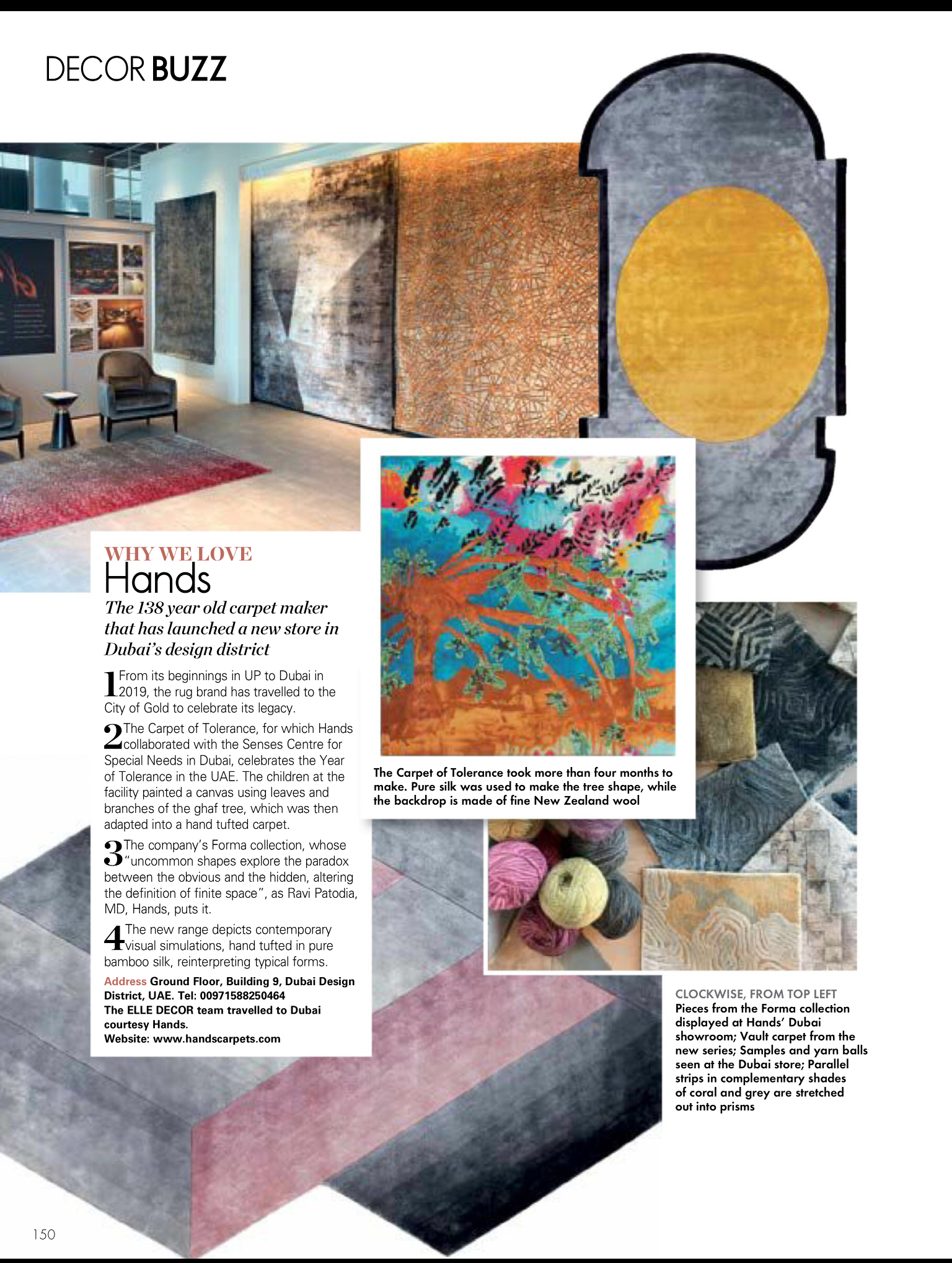 Hands - Elle Decor - Dec-Jan 2