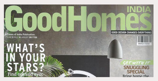 Hands in the GoodHomes January 2017 edition for the perfect floor accents