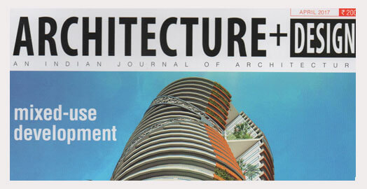 Architecture + Design Magazine, April 2017