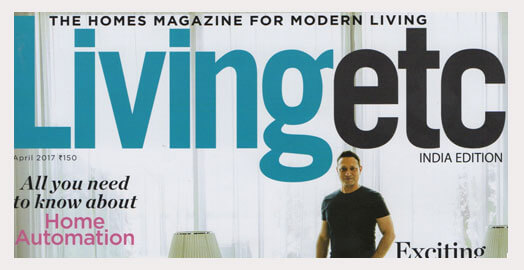 Hands, Living ETC Magazine, April 2017
