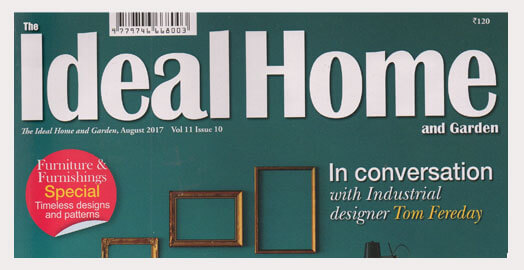 The Ideal Home and Garden August 2017