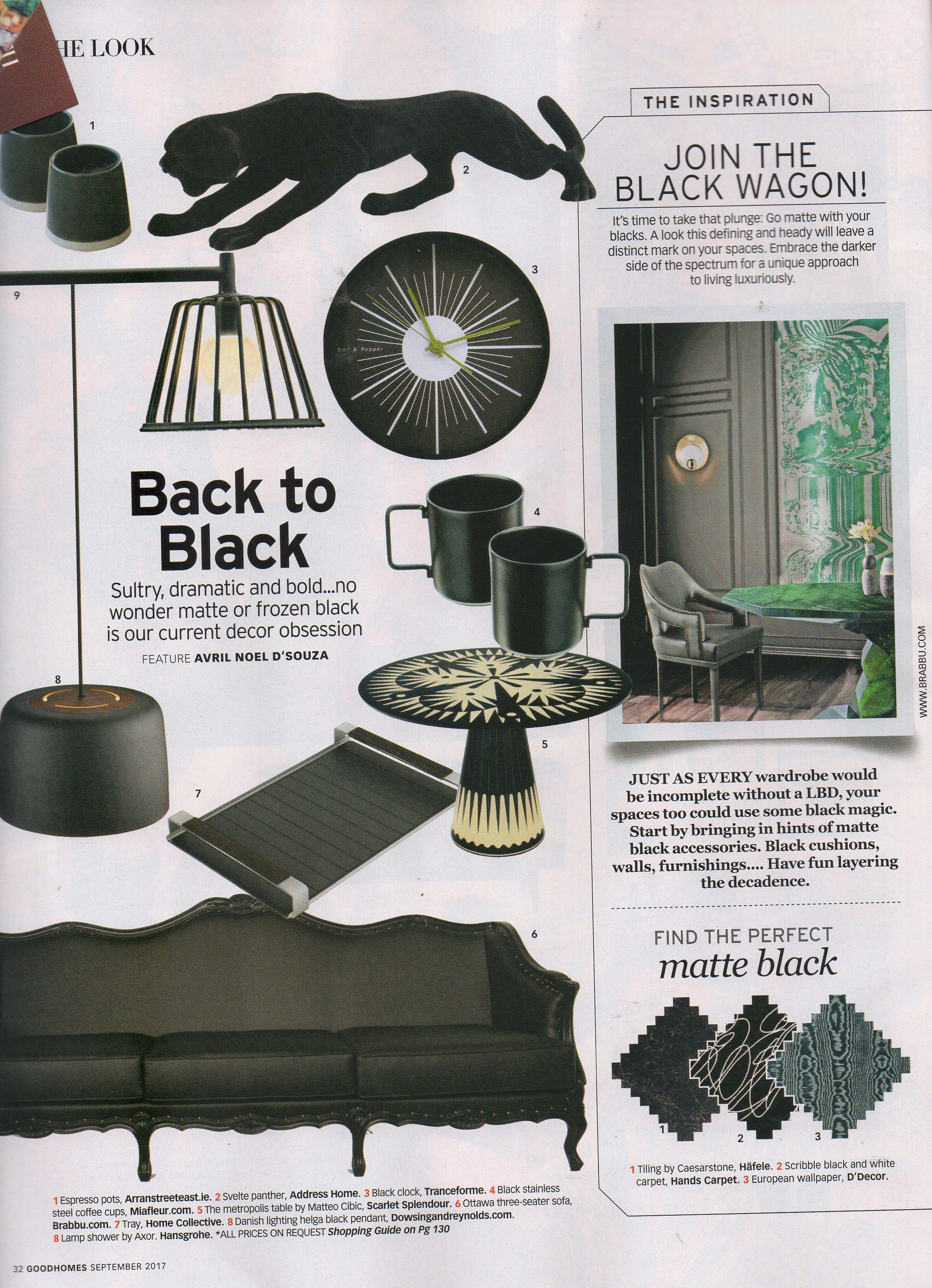Good Homes Magazine September 2017 - 2