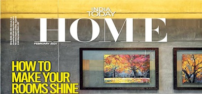 India Today Home Magazine - February 2021