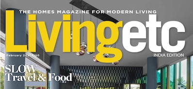 Living Etc Magazine - February 2021