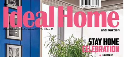 The Ideal Home And Garden Magazine - January 2021