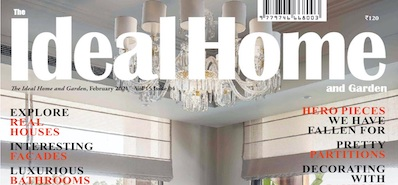 The Ideal Home and Garden Magazine - February 2021