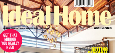 The Ideal Home And Garden Magazine- November-2020