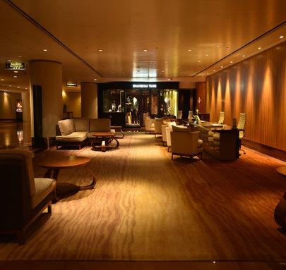 Intercontinental-Hongkong Hotel carpets